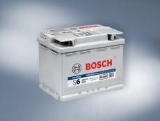 Bosch battery: Start/stop model