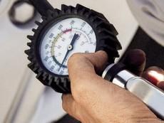 Tire pressure gage