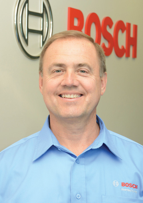Mark Polke, Director Workshop Concept & Service, Bosch Automotive Aftermarket, North America