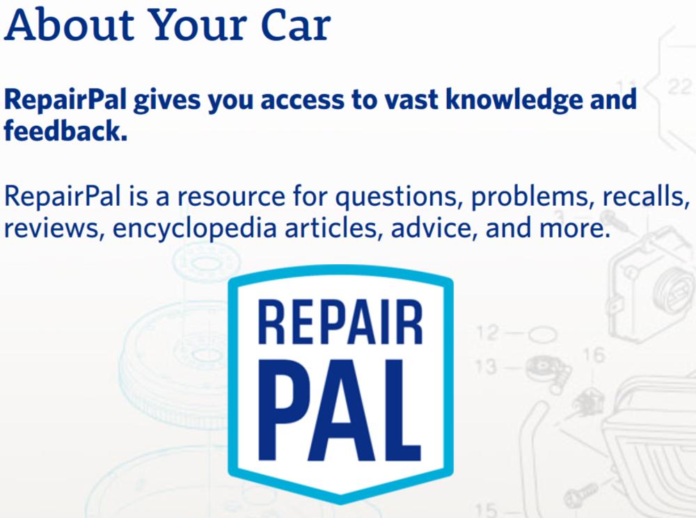 Bosch Car Service, RepairPal Certified Network